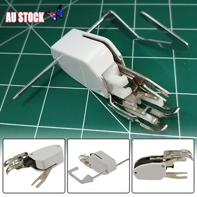 Sewing Machine Screw-on Even Feed Walking Foot for Brother Singer Janome White Z