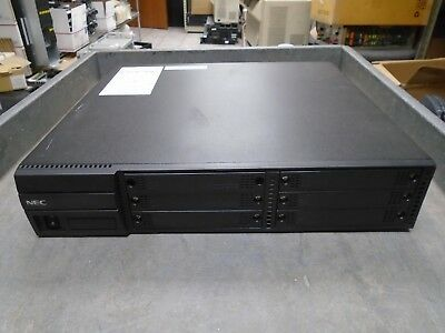 NEC SV9100 or SV9300 CHS2UG-US Chassis and power supply