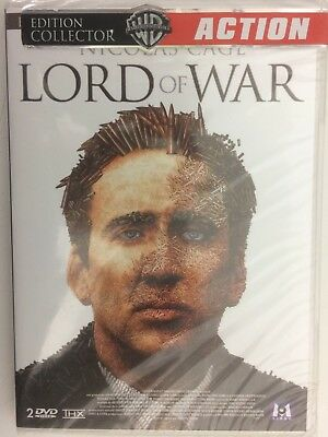 Lord of War dvd Neuf Sous Blister