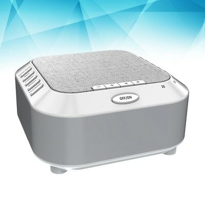 Professional Sleep Therapy Sound Machine Baby Sleep Soothers White Noise Sound