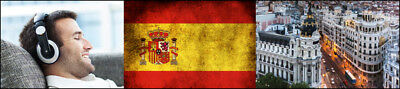 Spanish Language Course Beginners Learn Listening Audio Easy To Start