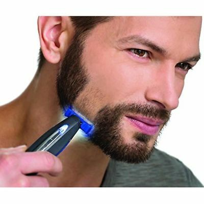 2018 Hot TV Micro Touch Solo Rechargeable Men's Smart Razor Shaver Hair Trimmer