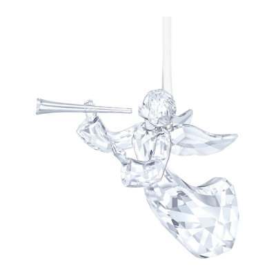Swarovski Crystal 2016 Annual Edition Christmas Angel Ornament 5215541 MIB COA