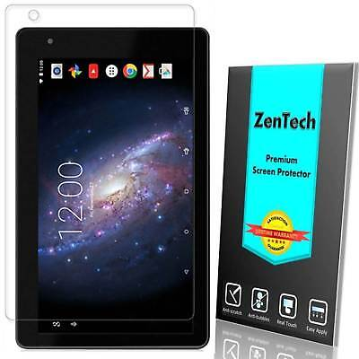 ZenTech Tempered Glass Screen Protector Saver For RCA Voyager II 7 (RCT6773W22B)