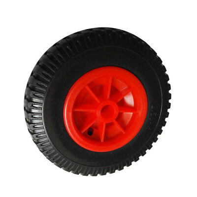 Small Puncture Proof Rubber Tyre Wheel - Kayak Cart Trolley/Trailer Wheel