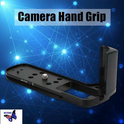 Meike Sturdy Quick Release Plate Bracket Hand Grip MK-XT2G for X-T2 Camera Black