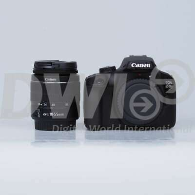 Canon EOS 4000D Kit with 18-55 III Lens Digital SLR Cameras