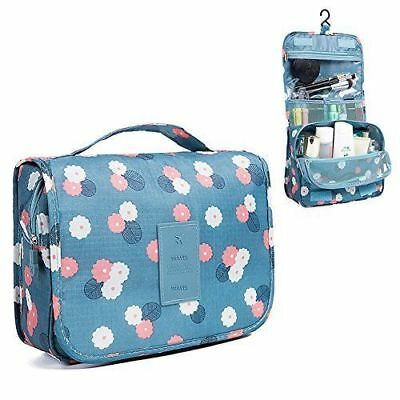 aab0a862dd36 WATERPROOF PORTABLE COSMETIC Hanging Toilet Storage Organizer Bag ...