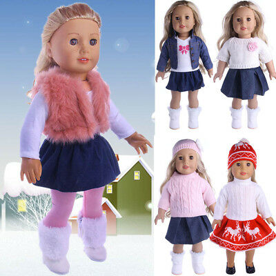 Doll Clothes Dress Outfits Pajames For 18 inch Doll Clothes Our Generation