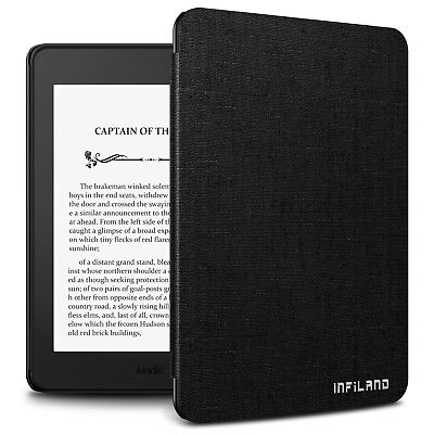Auto Wake/Sleep Case Cover For All New Amazon Kindle Paperwhite 10th Gen 2018