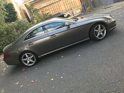 Mercedes Benz CLS 320 3.0V6 CDI 7G-Tronic - (2006) AMG Factory Styling Package
