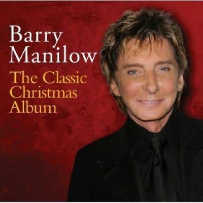 Barry Manilow The Classic Christmas Album CD NEW Gift Idea - Album Collectable