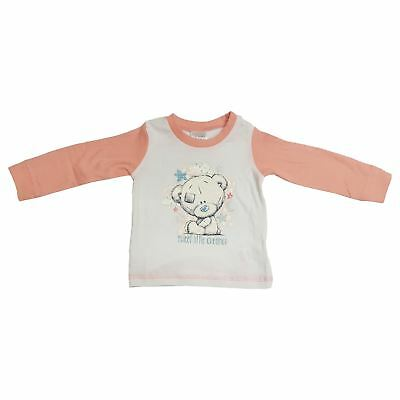 Baby Girls Tatty Teddy Me to you long Pyjamas 6/9 9/12 12/8 18/24 months