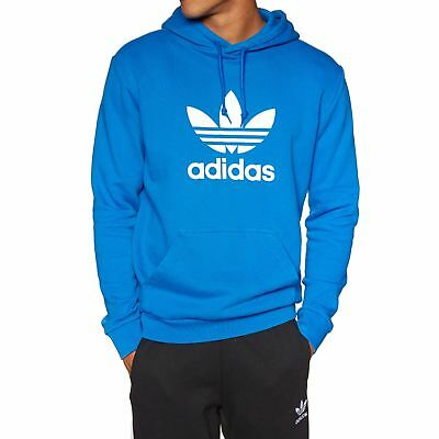 NWT ADIDAS ORIGINALS Sample Knit Trefoil Sweater Hoody F77317 Mens M ... c92189b2dcb6
