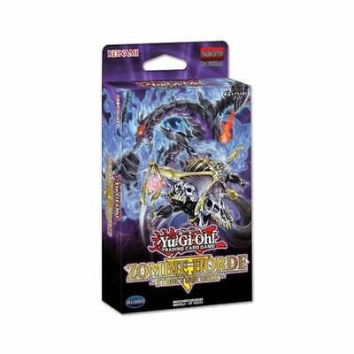 YU-GI-OH! STRUCTURE DECK * Structure Deck: Zombie Horde