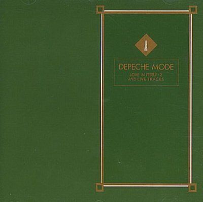 Depeche Mode Love in itself 2 and live tracks (#int826.838)  [Maxi-CD]