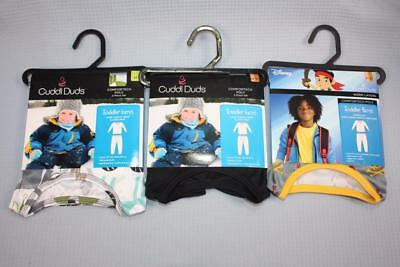 Toddler 2T 3T 4T Boys Essentials Comfortech 2Pc. Poly Cuddl Duds Nip