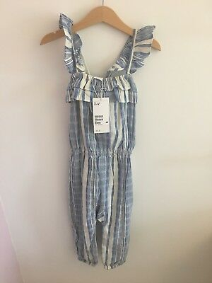 BNWT Baby Girl H&M Summer Jumpsuit Age 2-3