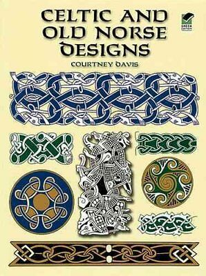 Celtic and Old Norse Designs by Courtney Davis 9780486412290 (Paperback, 2000)