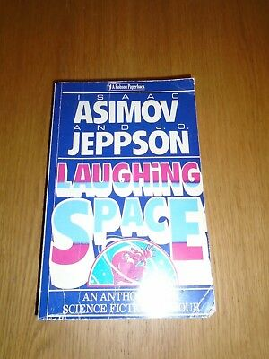 Isaac Asimov & J O Jeppson Laughing Space Anthology Of Science Fiction Humour