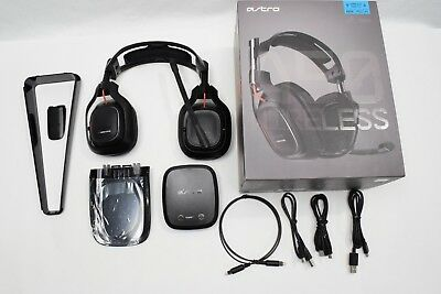 Astro Gaming A50 Black Over the Ear Wireless Headphones / Headsets -#1297
