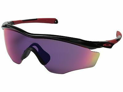 72c2e157aa Oakley M2 Frame XL Sunglasses OO9343-08 Polished Black Prizm Road 9343 08