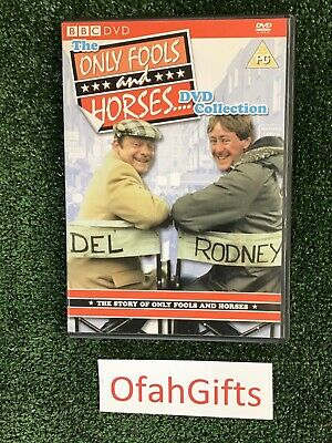 Only Fools and Horses DVD Collection Disc 30  THE STORY OF ONLY FOOLS AND HORSES