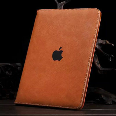 Luxury Leather Smart Case Cover for New Apple iPad Mini 234 Air Pro 2018