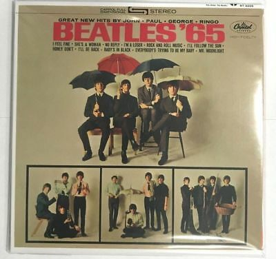 THE BEATLES - Beatles '65 CD (from the U.S. Albums box set)
