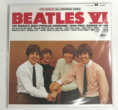 THE BEATLES - Beatles VI CD (from the U.S. Albums box set)