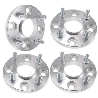"""2pcs 2/"""" 6x5.5 6 Lugs Wheel Spacers 12x1.25 For 2006-2015 For Nissan Titan"""