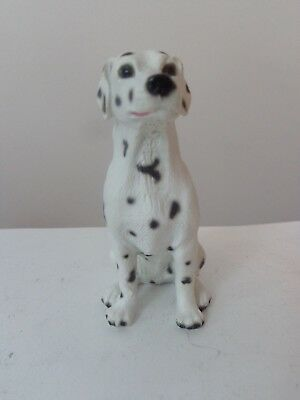 Small Dalmatian Figurine, Dalmatian Dog Home Decor, Small Dalmatian Dog CUTE!!!!