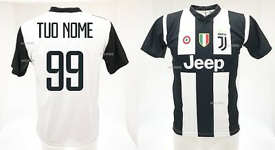 Juventus Jersey Personalized 2019 Official Juve Name and Number choice