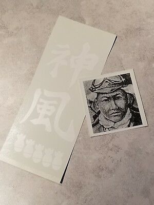 Complete Kamikaze® Guitar Graphics Waterslide Decal Set WHITE