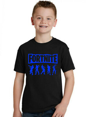 Fortnite Logo KIDS T-Shirt Battle Royale Video Game Gamer YOUTH Tee New TWITCH
