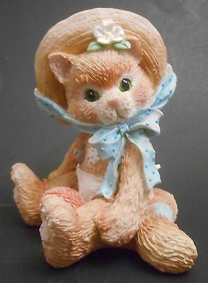 Calico Kittens I'm All Fur You EUC 627968 Baby Cat with Yarn For