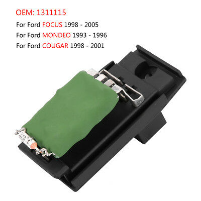 Motor Heater Fan Blower Control Resistor for Ford FOCUS MONDEO COUGAR 1311115