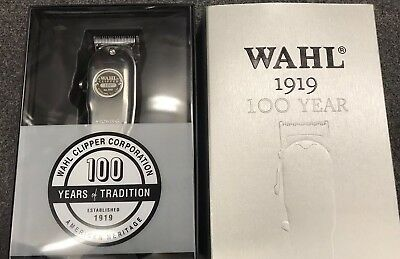 Wahl Cordless Senior 1919 100 Year Edition Model 81919