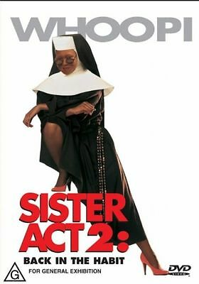 Sister Act 2 - Back In The Habit (DVD, 2002)