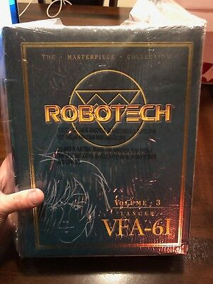 Robotech Masterpiece COLLECTION VFA-6I  Vol 3 LANCER
