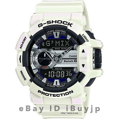 Casio G-Shock GBA-400-7CJF Smartphone Link G'MIX Mens Watch