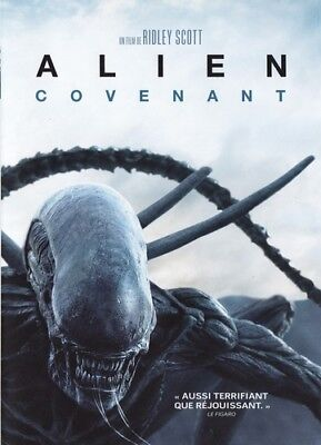 Alien Covenant - DVD