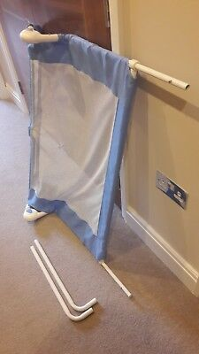 Lindam Easy Fit Blue Bed Guard