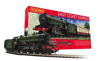 HORNBY Set R1214 East Coast Express Train Set