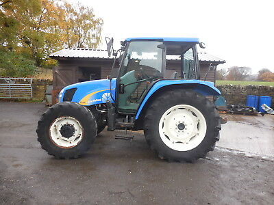 New Holland Tl100A Spares Or Repair