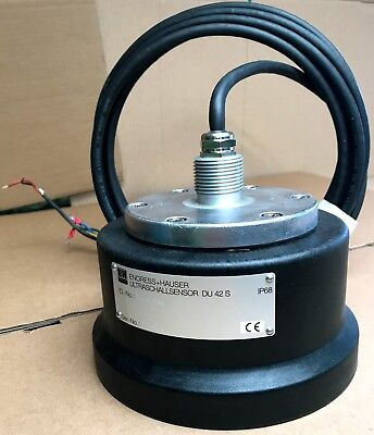 Endress Hauser Ultraschallsensor DU42S-RG1