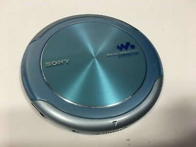 Sony CD Walkman - Portable CD Player - BLUE (D-NE9)