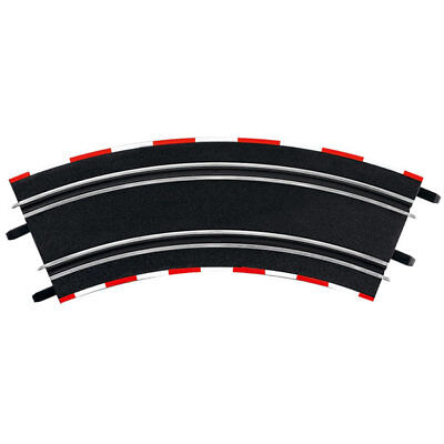 CARRERA Go Track Curve 3/45 Pack of 4 New 61645