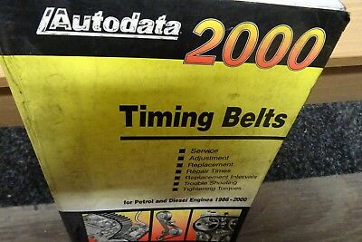 autodata timing belt book 2015