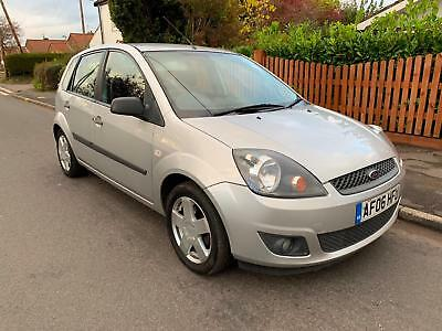 2006(06) Ford Fiesta 1.4 Zetec Climate - Full Service History